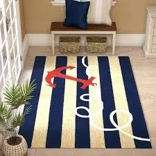 anchor area rug anchor area rugs anchor hand tufted indoor outdoor area rug nautical anchor area