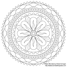 Mandala Coloring Pages Free Coloring Pages 11 Free Printable