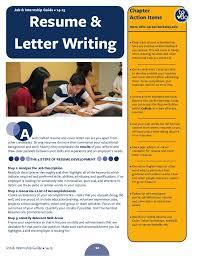 Resume writing Job  amp  Internship Guide              Resume  amp  Letter Writing Job  amp  Internship