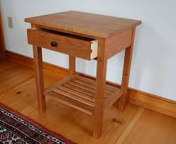 Mission coffee tables craftsman arts and crafts stickley style custommade. Mission End Table Hawk Ridge Furniture St Johnsbury Vt