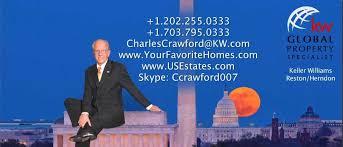 Charles (Don Carlos) Crawford - Reston, VA Real Estate Agent | realtor.com®