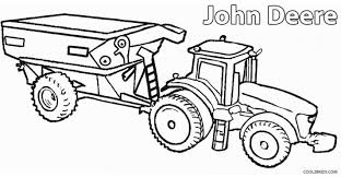Small Picture John Johnny Deere Tractor Coloring Pages Wecoloringpage Coloring