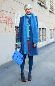 """Résultat de recherche d'images pour """"tenue mode tons bleu"""""""