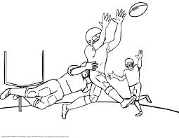 Football Coloring Pages Google Search