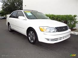 2003 Diamond White Pearl Toyota Avalon XLS #68579106 | GTCarLot ...