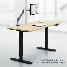 height adjustable office desk. coz electric height adjustable standing desk office sittostand