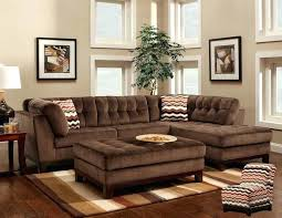 large tufted sofa comfortable large sectional sofas living room elegant brown l shaped sectional tufted sofa
