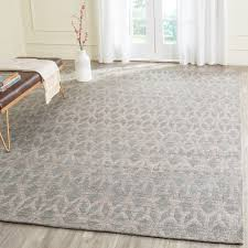 safavieh cape cod grey gold 8 ft x 10 ft area rug cap415a 8 the home depot