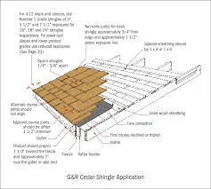installing cedar shakes. Unique Cedar Gu0026R Cedar Shingle Application To Installing Shakes L