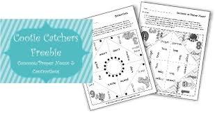 17 Quick Cootie Catcher Printables And Lesson Plan Ideas - Teach Junkie