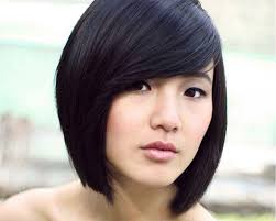 Asian Woman Short Hair Style european hairstyles onyc world 7874 by wearticles.com