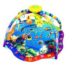 <b>Развивающий коврик La</b>-<b>di</b>-<b>da</b> Музыкальный <b>подводный</b> мир ...