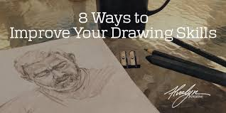 Artistic Skills Custom 48 Tips For Improving Your Drawing Skills Alvalyn Creative