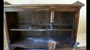 dark wood for furniture. Distressed Dark Wood Furniture For