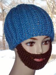 Beard Hat Crochet Pattern Unique Beanie Beard Pattern