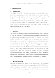 Research methodology 3.1 introduction in this chapter the research methodology used in the study is described. Methodology Sample In Research Navigation Menu