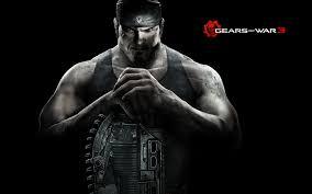 Tapety Pistole Ruce Tetování Voják Sochařství Socha Gears Of