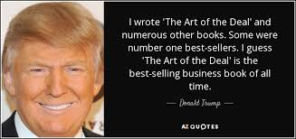 The Art Of The Deal Quotes