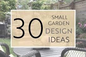 40 Incredible Small Garden Ideas Designs And DIY Inspiration The Awesome Small Garden Ideas Pictures