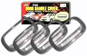 yc3336 kelisa kancil door handle cover 4pcs set