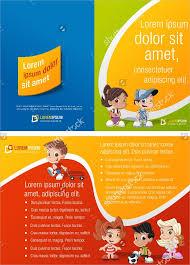30 Preschool Brochures Free Psd Ai Eps Format Download