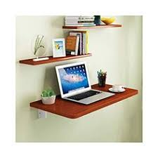 Folding Table <b>Wooden</b> Solid <b>Wood</b> Desk Computer <b>Wall Hanging</b> ...