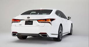 2018 lexus v8. brilliant 2018 having debuted its reinvented flagship sedan earlier this yearu2014the allnew  2018 ls 500u2014lexus is putting an exclamation point on signature model with  in lexus v8 t