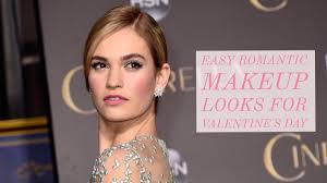 easy romantic makeup looks for valentines day beauty jennysuemakeup