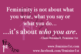 Famous quotes about 'Femininity' - QuotationOf . COM