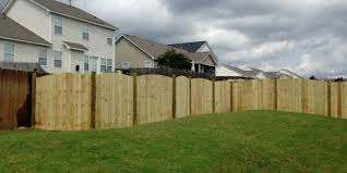 Backyard Fence Design Gorgeous Wood Fence Options Different Kinds General Info Local Pros