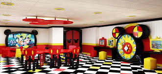 Mickey Mouse Bedroom Wallpaper Mickey Mouse Kids Room Decor 7 Best Kids Room Furniture Decor