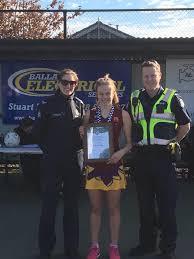 A big well done to Ava Stephens getting... - Redan Junior Football/Netball    Facebook