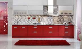 Red Kitchen Red Kitchen Mats