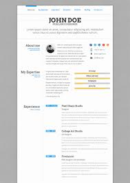 Perfectcvs Resume Theme Resumes Versus Free Download Vcard Divergent