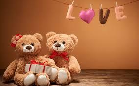 Teddy Love Bears Romantic - High ...