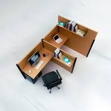 office desk cubicle. Collect This Idea Fold Yard Open Office System By Benoit Challand (4) Desk Cubicle