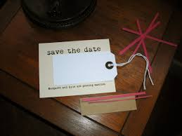 diy kit save the dates with magnet pockets my crafts