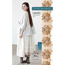 Tina Givens Patterns Custom Amazon TINA GIVENS LEOLA CROP TOP SLIP Sewing Pattern Arts