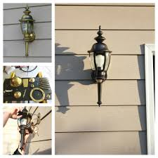image of hanging front porch lights