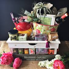 mother s day basket auction gift basket ideas