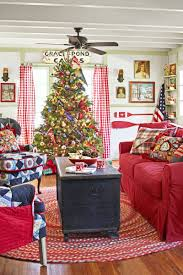 this cabin celebrates the most country christmas ever essayer