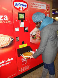 Italian Pizza Vending Machine New Introducing The Fully Automated 48 Hour City Future Of Technology