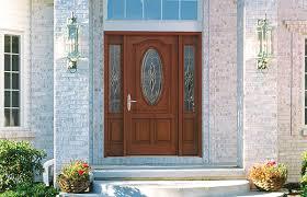 how to finish your door therma tru doors