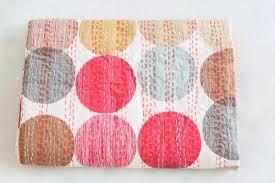 How to Make a Kantha Quilt: 9 Tutorials | Guide Patterns & Kantha Quilt Adamdwight.com