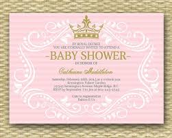Baby Shower Invitation Backgrounds Free Adorable Invitation For Baby Shower Extraordinary Princess Baby Shower