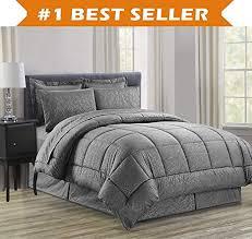 Amazon.com: Luxury Bed-in-a-Bag Comforter Set on Amazon! Elegant ...