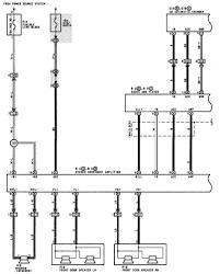 toyota avalon radio wiring diagram diy enthusiasts wiring diagrams \u2022 2001 Mitsubishi Eclipse Radio Wiring Diagram at 2001 Toyota Avalon Radio Wiring Diagram