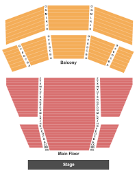 Lied Center For Performing Arts Seating Chart Lincoln
