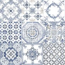 Kitchen Tile Pattern Muriva Tile Pattern Motif Kitchen Bathroom Vinyl Wallpaper J95601