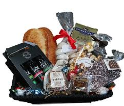 holiday cheer gourmet basket ottawa flowers
